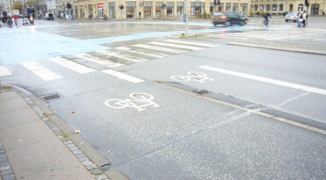 デンマークの自転車交通:自転車活用推進研究会の講演より